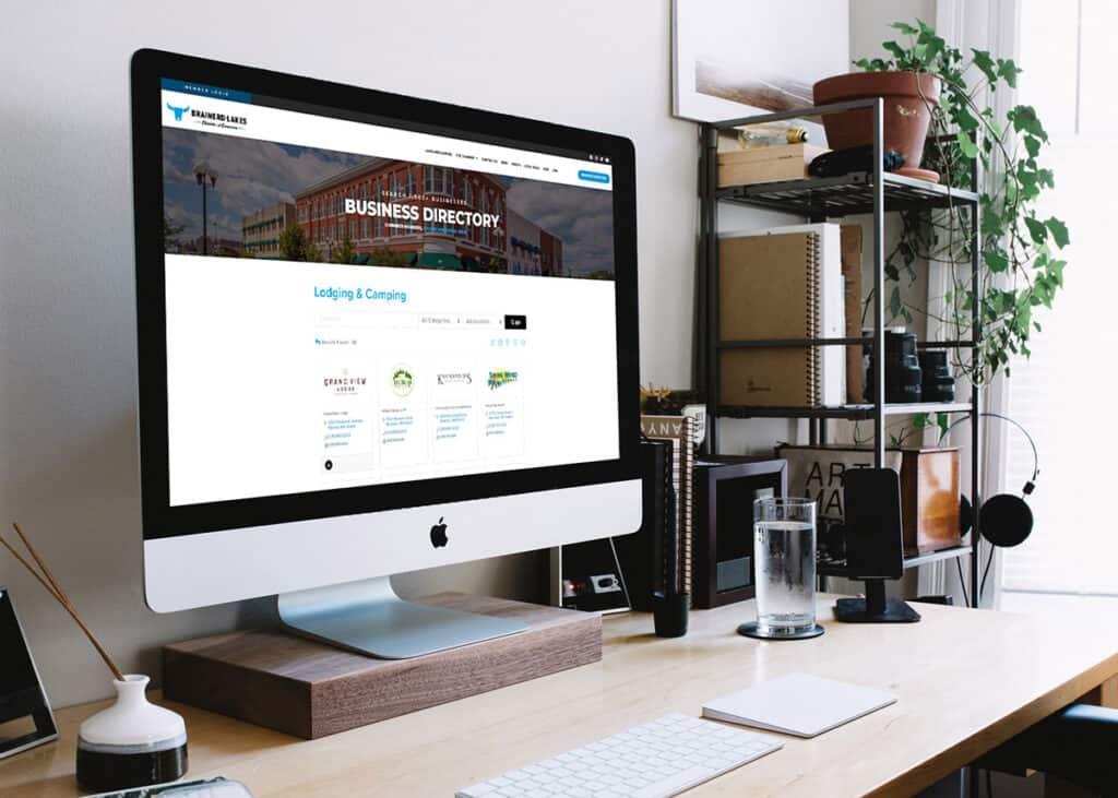 Brainerd Lakes Chamber Website
