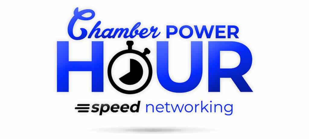 Chamber Power Hour Logo