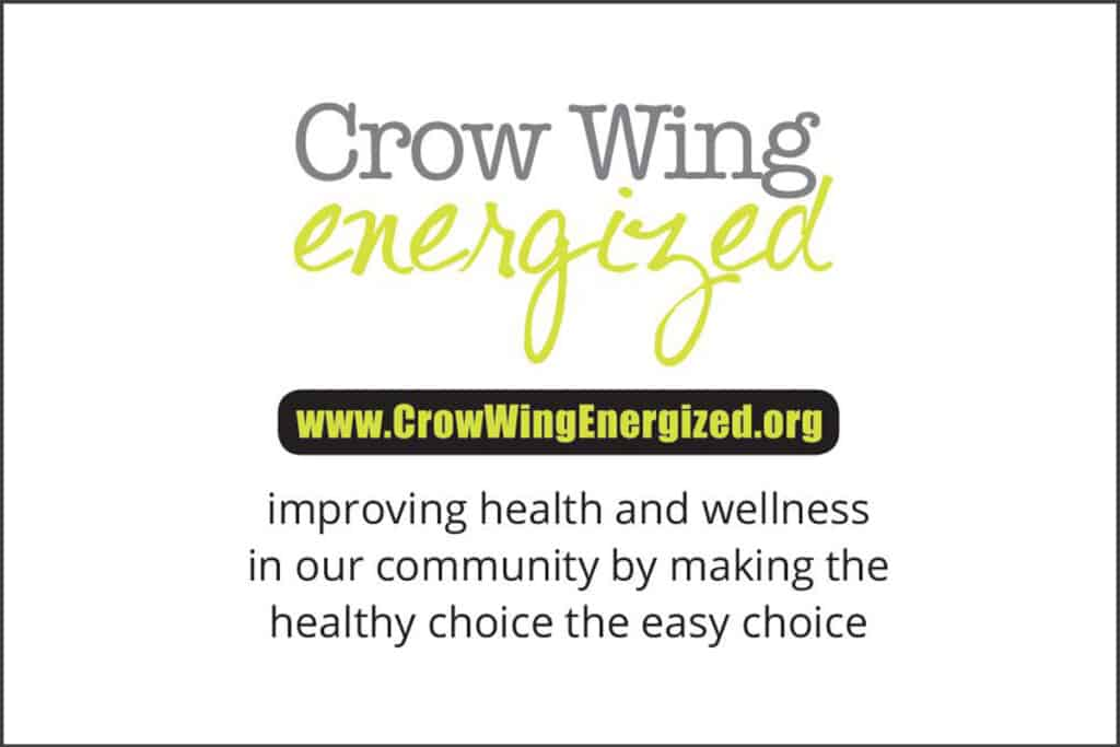 Crow Wing Energized