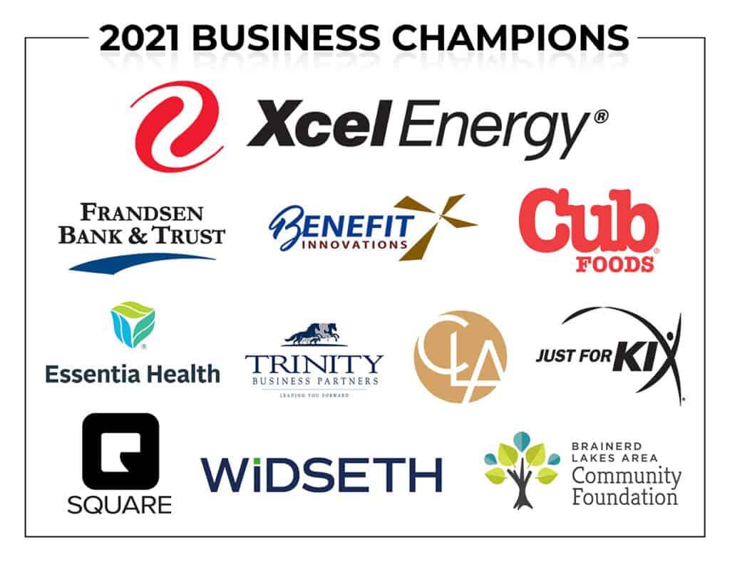 Business Champion Sponsors