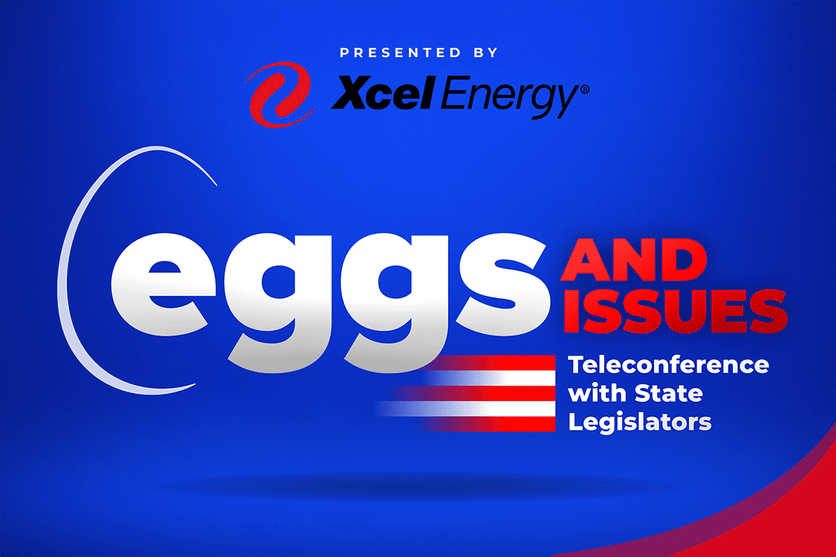 Eggs and Issues Logo