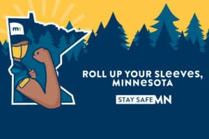 Roll up your sleeves Minnesota