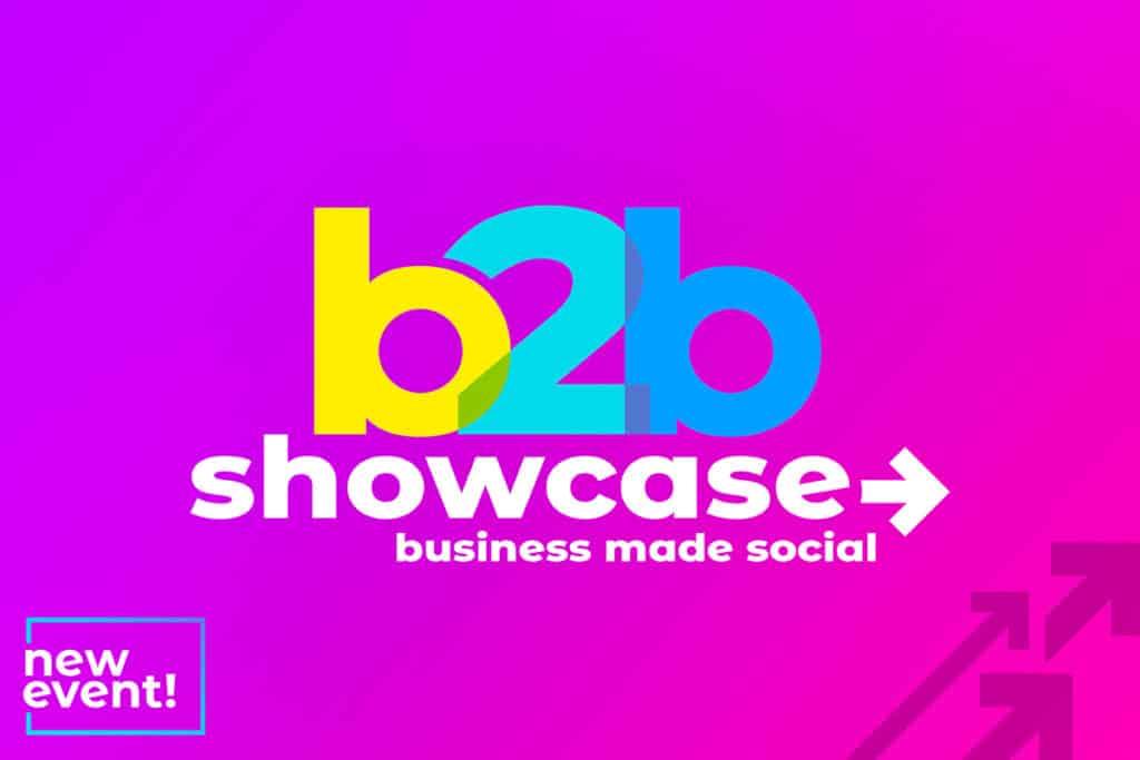 b2b Showcase Logo Magenta