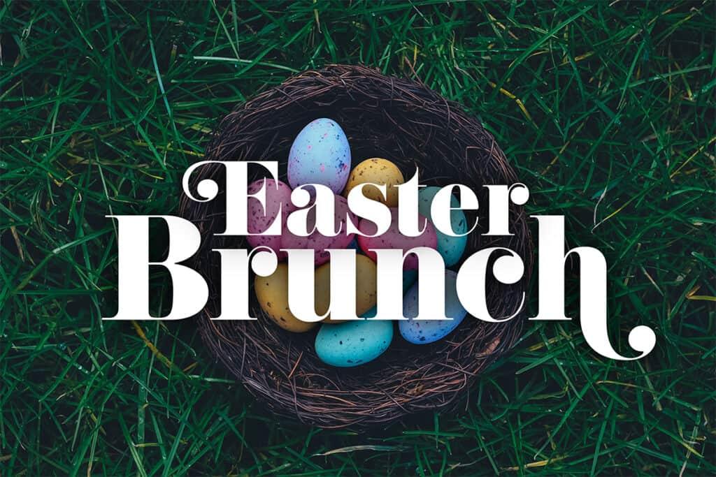 Easter Brunch Blog