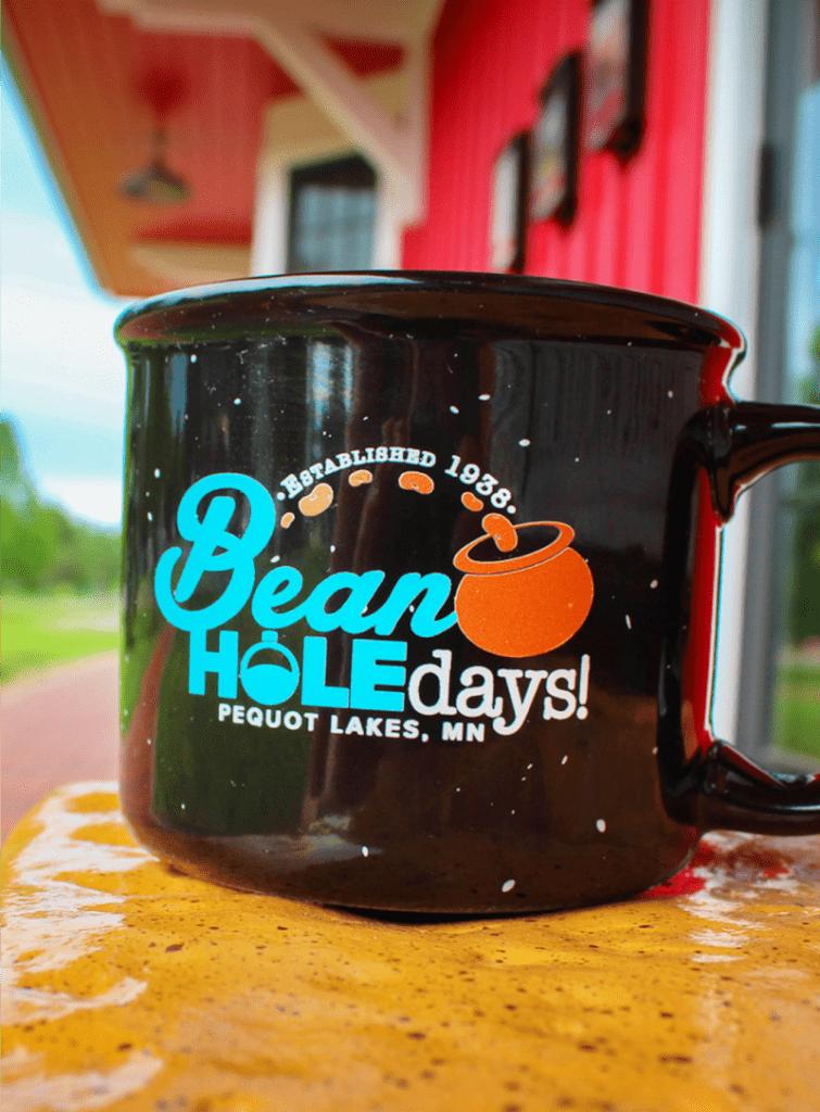 Bean Hole Days Mug