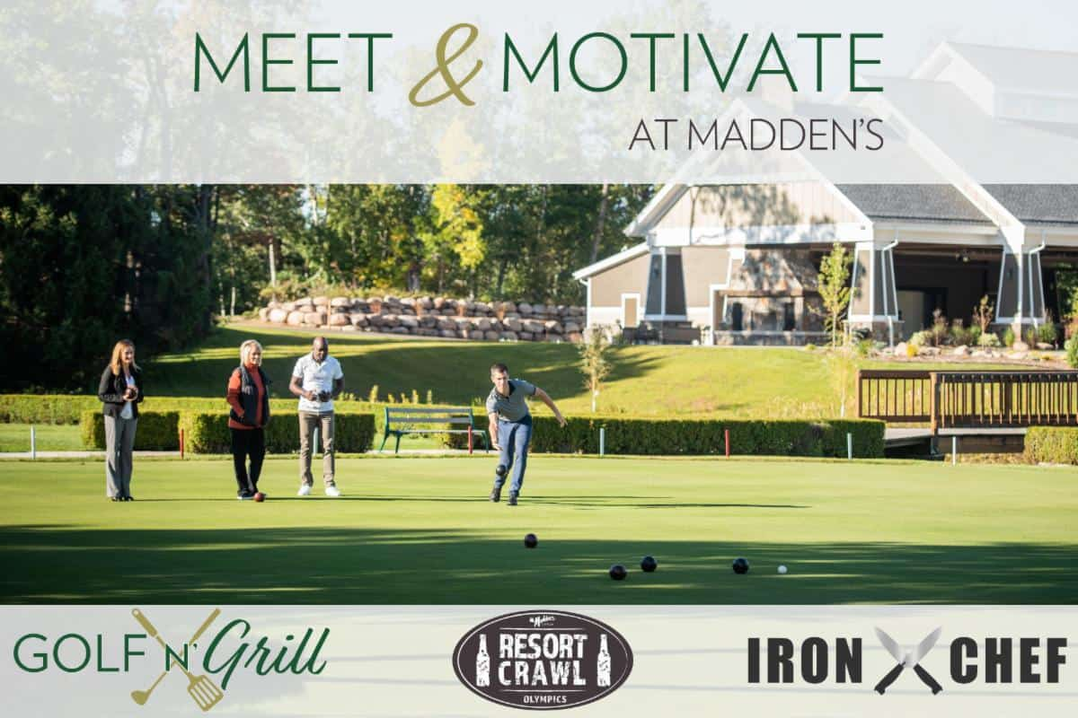 Maddens Golf and Grill