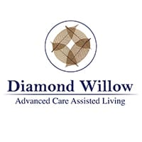 Diamond Willow Assisted Living Logo