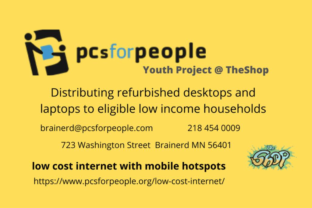 PC4P E-Waste.Donations