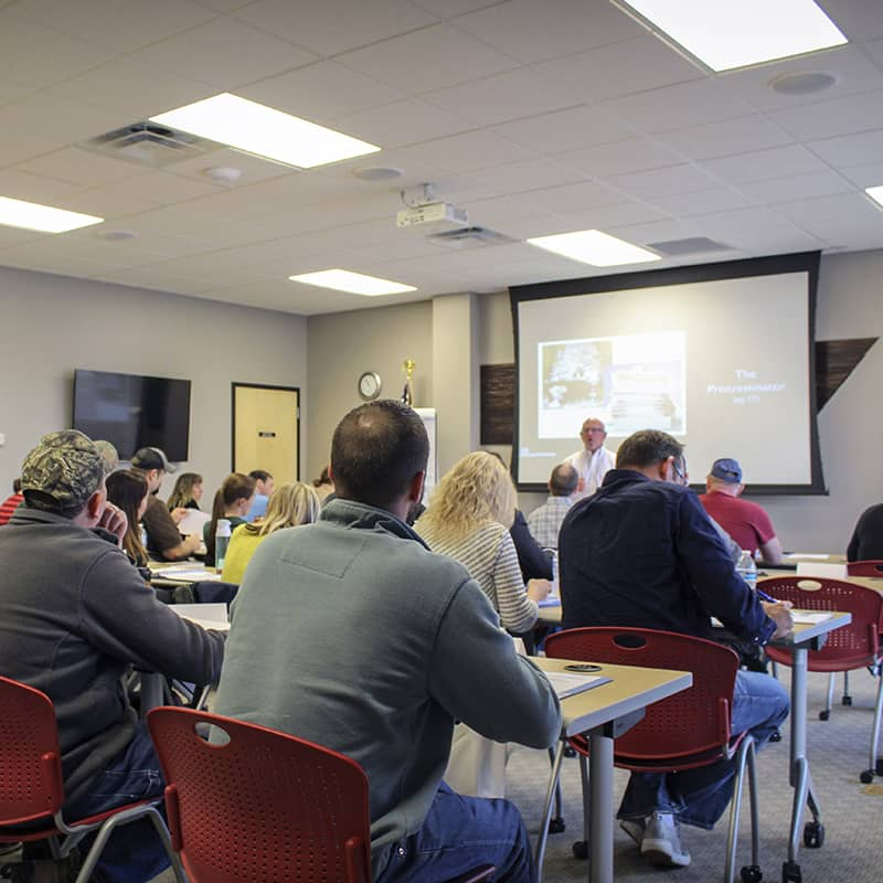 Supervisor Advantage Class Square Photo