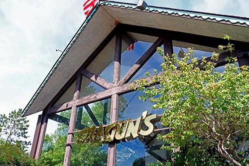 Cragun's Resort Main Entrance to Lobby