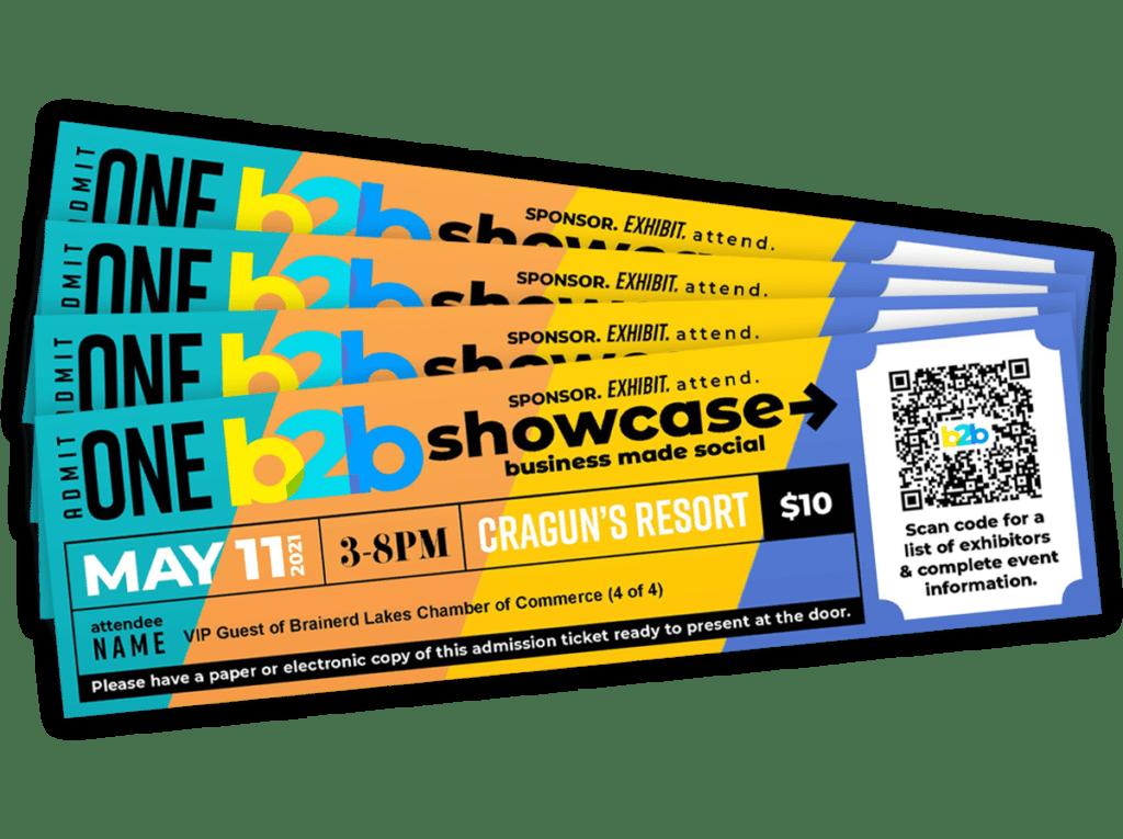 b2b Showcase VIP Tickets