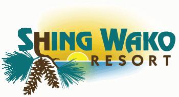 shingwako resort logo