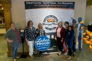 Breezy Point Resort is buzzing with excitement as they're celebrating 100 years!
