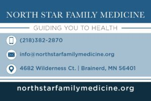 North Star Family Medicine Now Open in the Brainerd Lakes Area!
