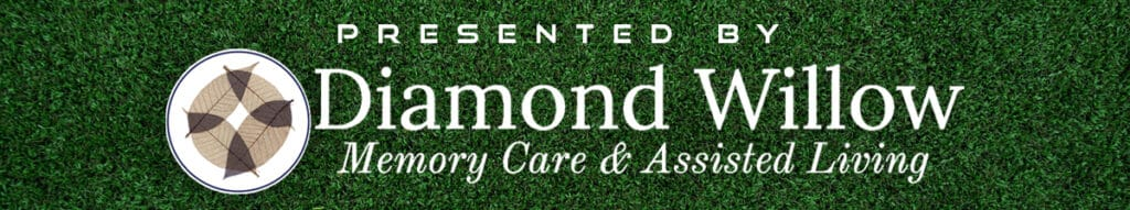 Full Color on Grass Background with Dimond Willow Logo
