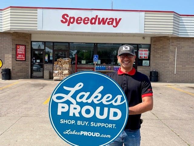 Lakes Landing dba Speedway