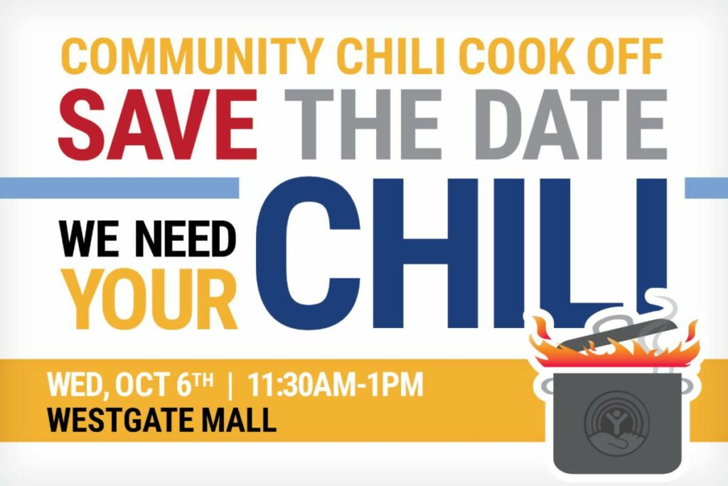 Support Our Community Through the 2021 Chili Cook Off!