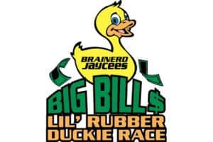 Jaycees Rubber duck race