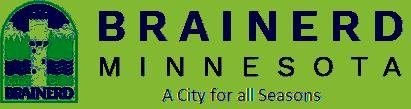 brainerd city logo