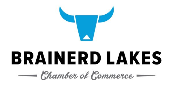 Brainerd Lakes Chamber Logo Full Color 300x600