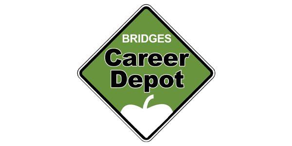 Bridges Career Depot Logo Full Color 300x600