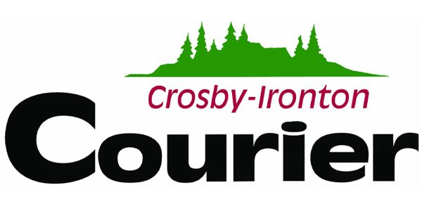 Crosby Ironton Courier Logo Full Color 300x600