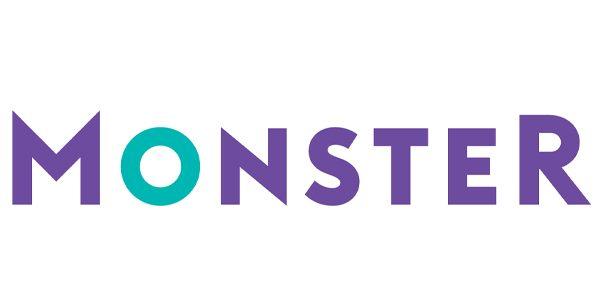 Monster Logo Full Color 300x600