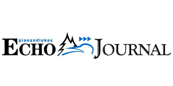 Pine and Lakes Echo Journal Logo Full Color 300x600