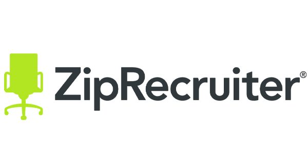 Zip Recruiter Logo Full Color 300x600